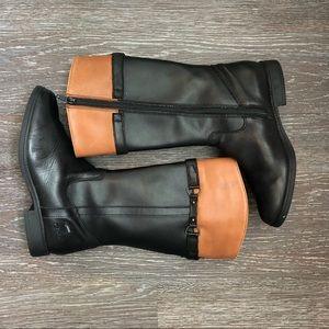 Girls Clark Gore-Tex Knee Riding boots